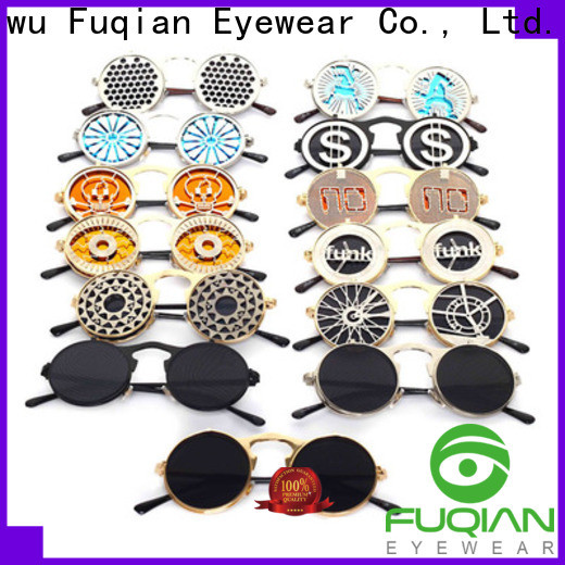 Fuqian optic nerve sunglasses buy now for women