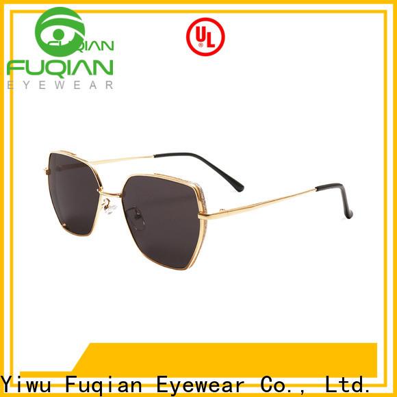 Fuqian ladies sunglasses Suppliers for racing