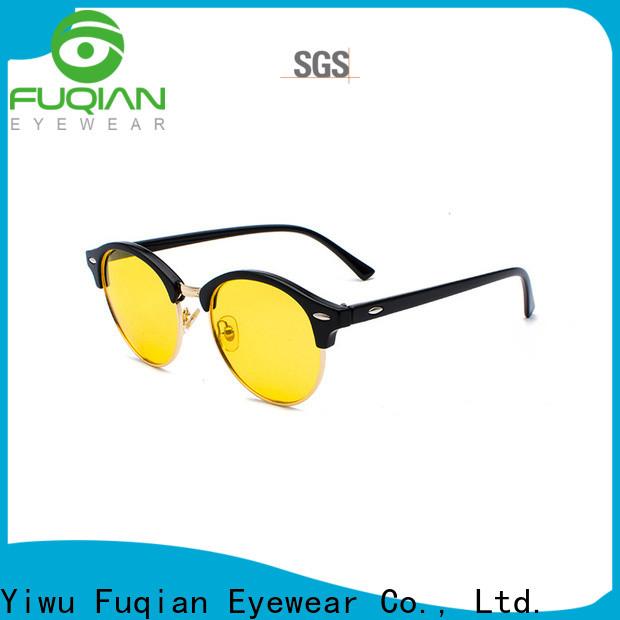 Fuqian New stylish sunglasses for ladies Suppliers