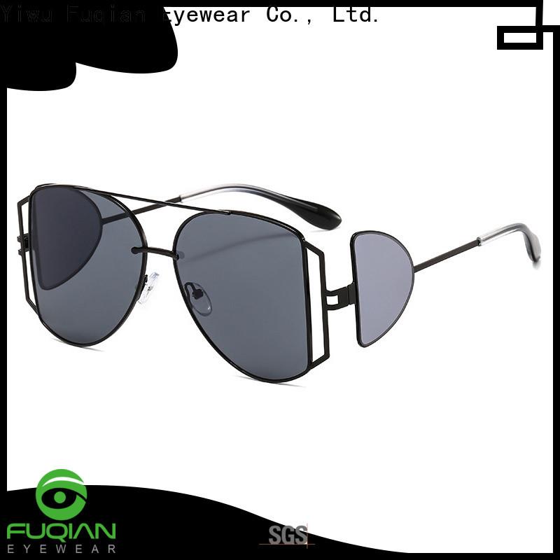 Custom female shades sunglasses factory for sport