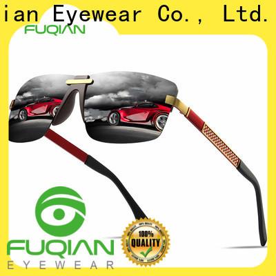 Fuqian serengeti sunglasses polarized for business for lady