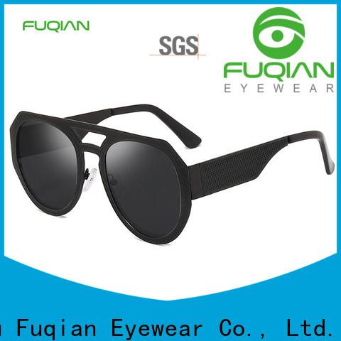 Fuqian fashionable women's sunglasses factory for women