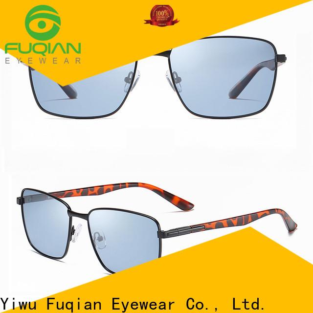 Fuqian Best mirrored womens sunglasses company for women