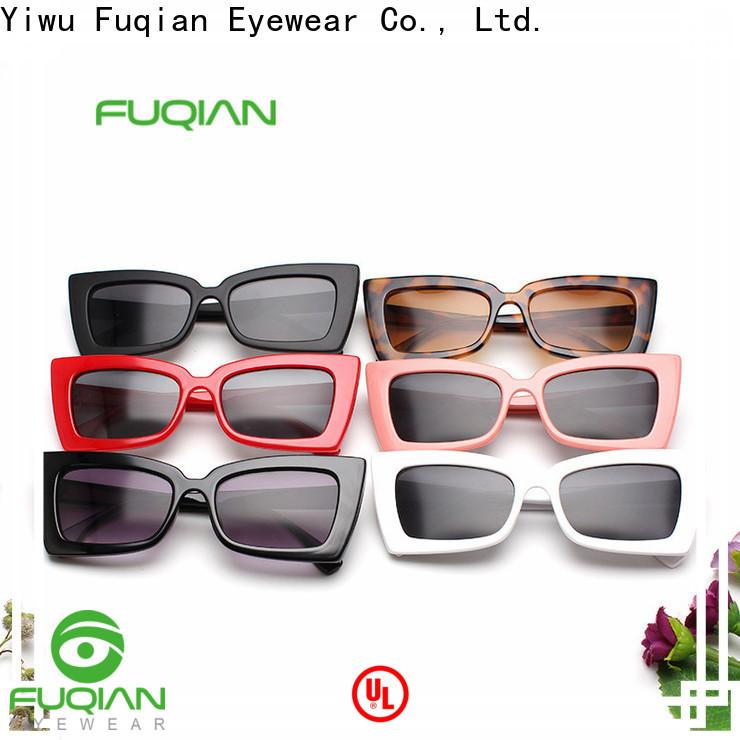 Fuqian women stussy sunglasses factory for women