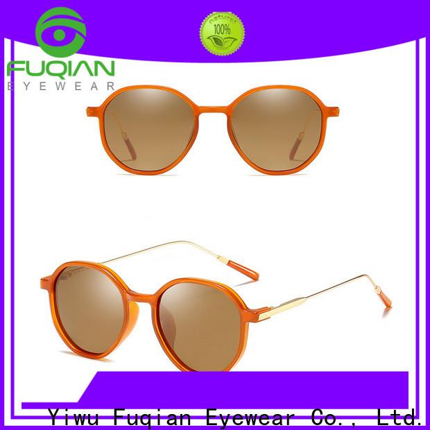 Fuqian women ladies polarised sunglasses Supply for women