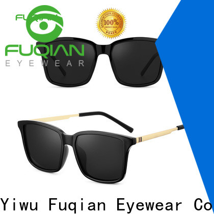 Fuqian stylish boating sunglasses company for women