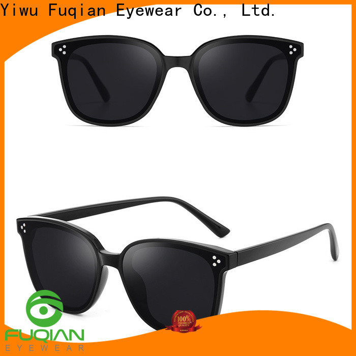 Fuqian boating sunglasses customized for lady