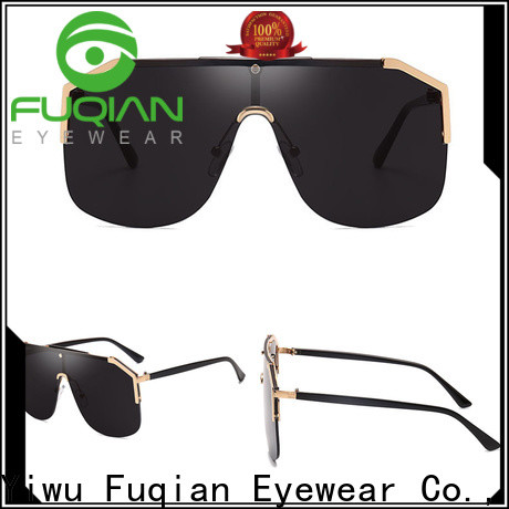 Fuqian New mens designer sunglasses sale for business for racing