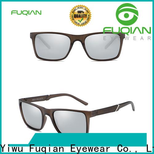 Fuqian Wholesale glass lens polarized sunglasses manufacturers