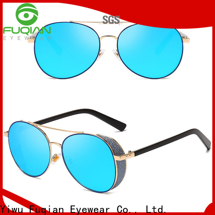 Fuqian Custom designer sunglasses uk Suppliers for women