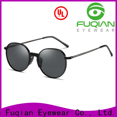 Fuqian stylish sunglasses for ladies manufacturers for women