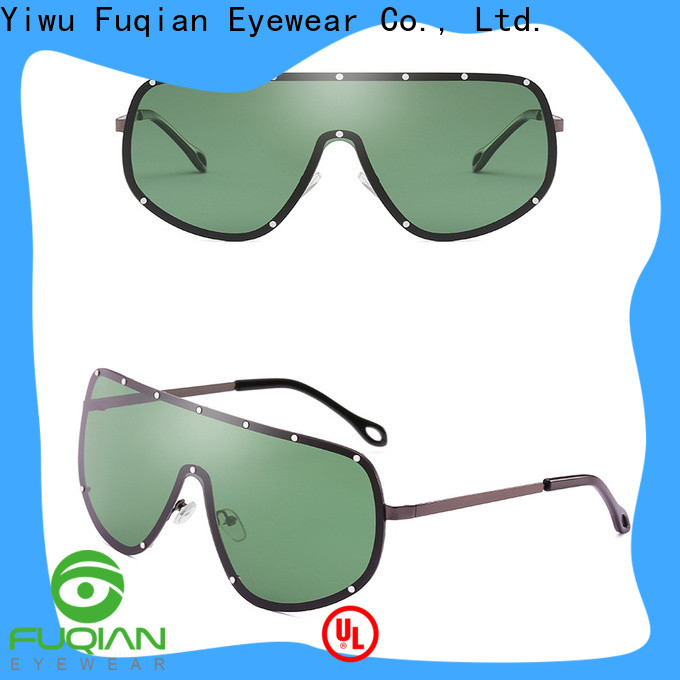 Fuqian oversized sunglasses womens company