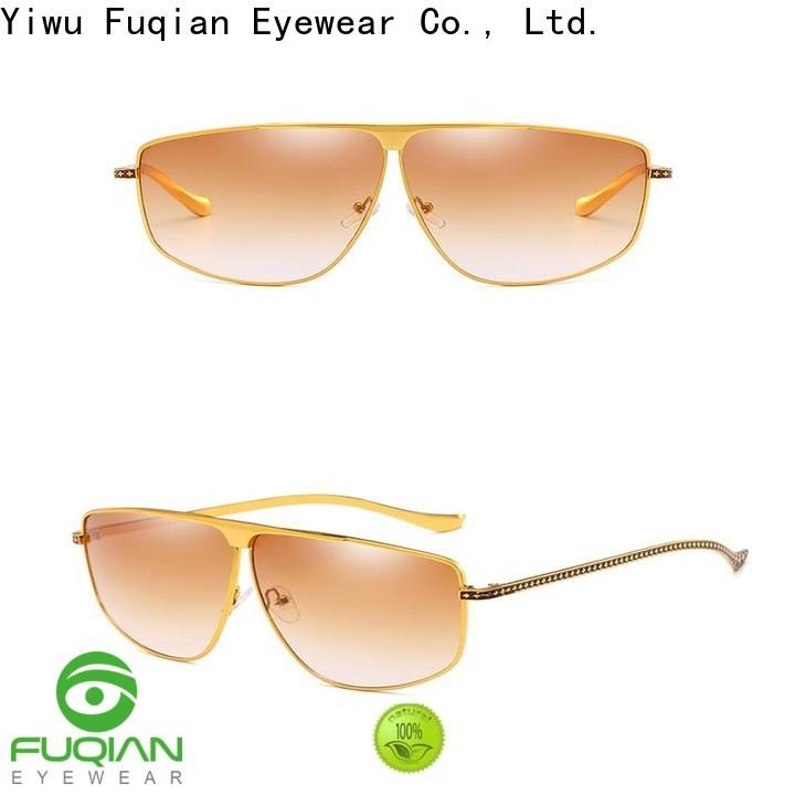 Fuqian oversized designer sunglasses ask online for sport
