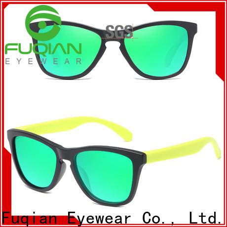 Fuqian New ladies polarised sunglasses manufacturers for lady