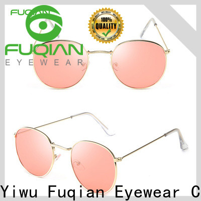 Fuqian girls sunglasses collection for business for women