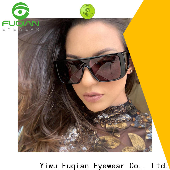 Fuqian Best sunglasses for women with price Suppliers for lady