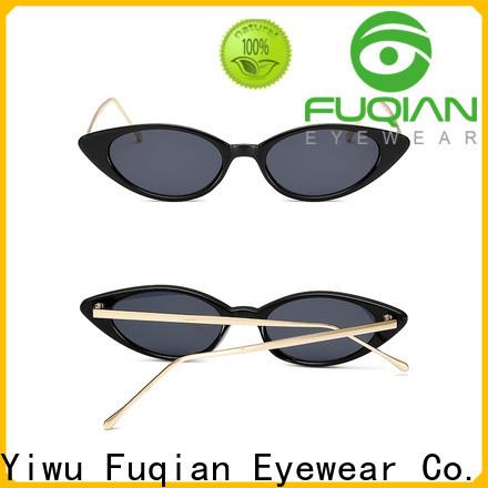 Fuqian girls women's pilot sunglasses company