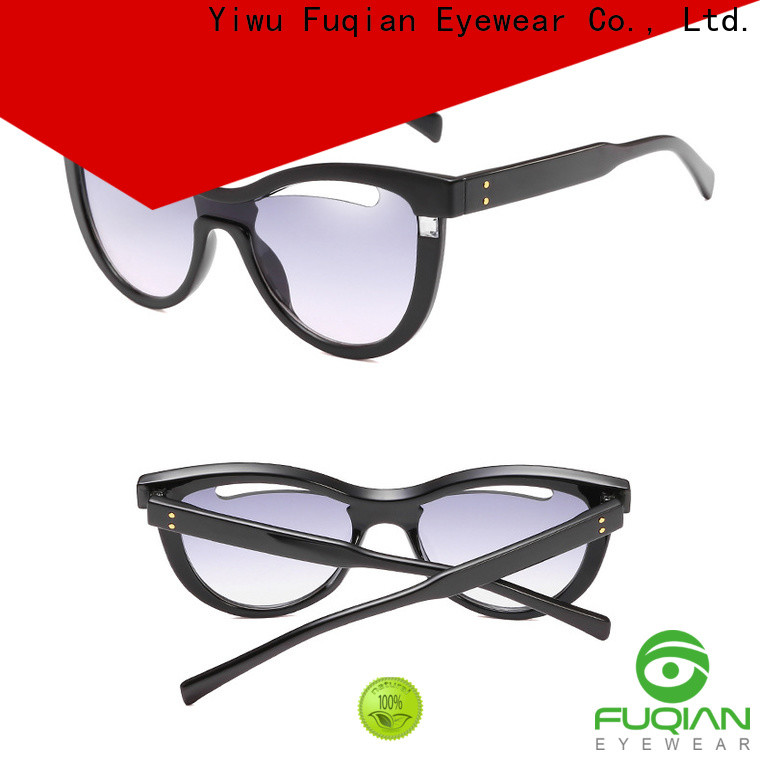 Fuqian girls womens black glasses ask online for sport