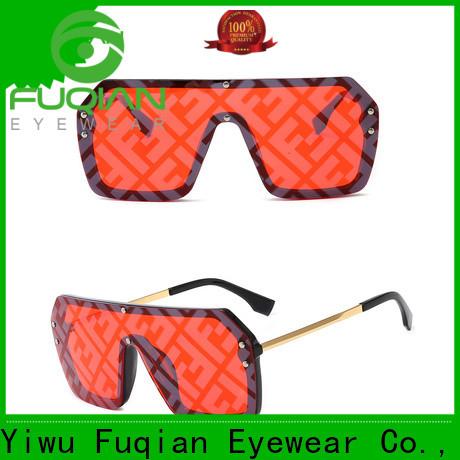 Fuqian women sunglasses manufacturers for women