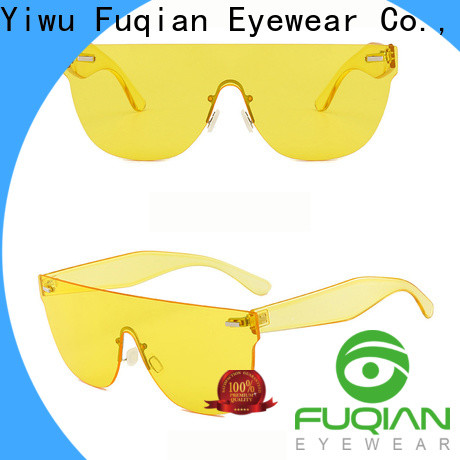 Fuqian sunglasses aviator for women buy now for lady