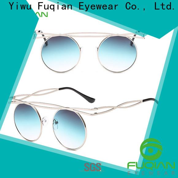 Fuqian New small womens sunglasses company
