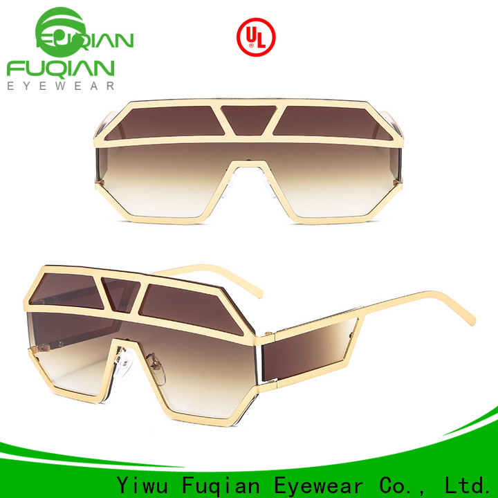 Fuqian girls good sunglasses for women customized for sport