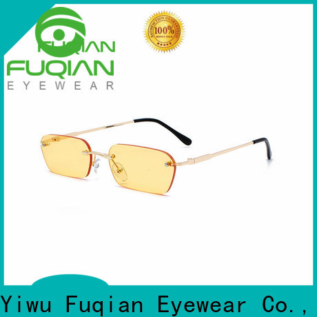 Best women's metal sunglasses customized for lady