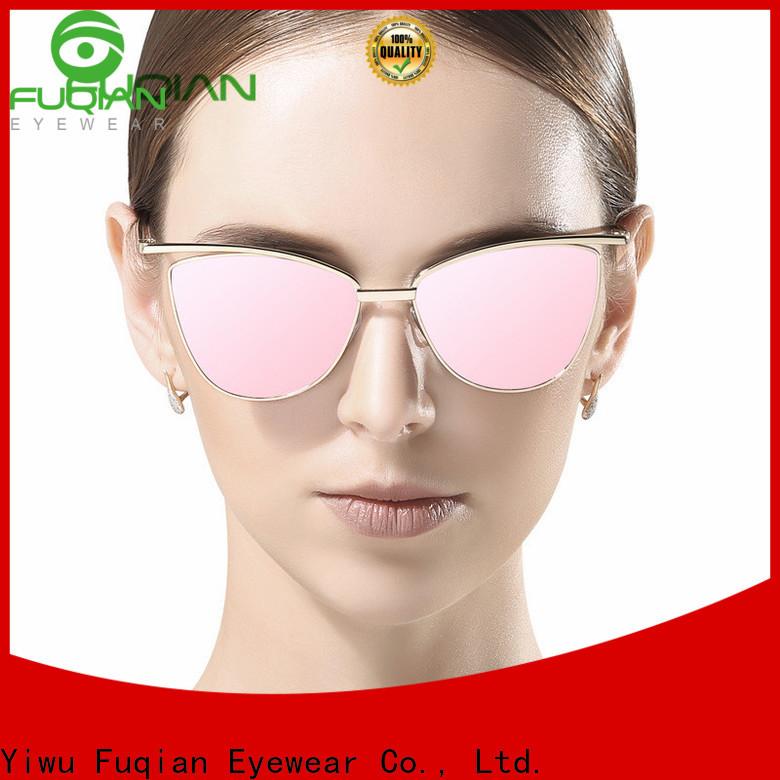 Fuqian polarized lens sunglasses ask online for women
