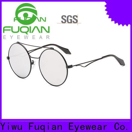 Fuqian girls womens sunglasses frames manufacturers for women
