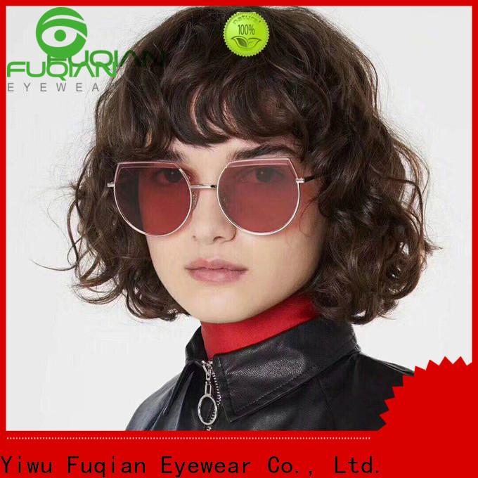 Fuqian clear sunglasses for women ask online for women