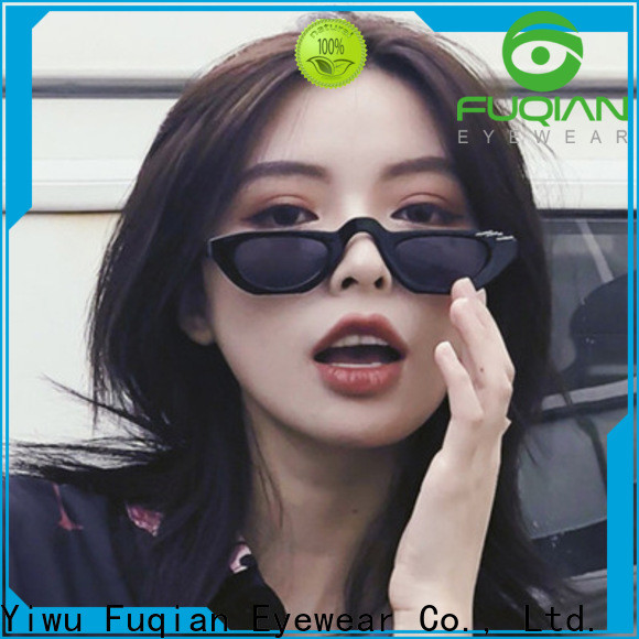 Wholesale womens metal sunglasses customized
