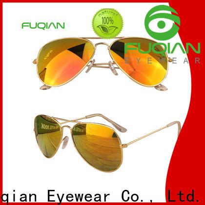 Fuqian lady fast track sunglasses manufacturers for racing