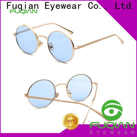 Fuqian Best sunglasses aviator for women factory