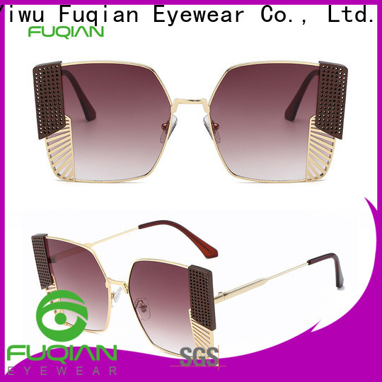 Fuqian New sunglasses for women with price Suppliers for sport