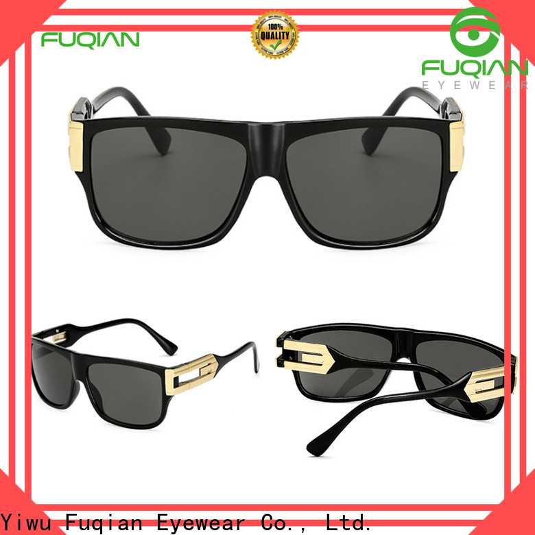 Fuqian lightweight glass lens polarized sunglasses buy now for lady