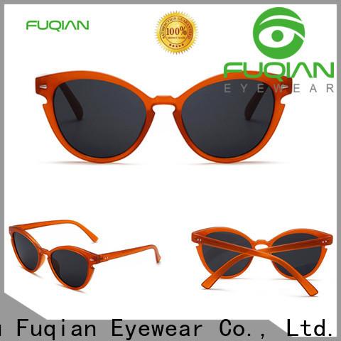 Fuqian Latest aviator glasses for women manufacturers