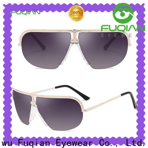 Fuqian polarized sunglasses for women factory