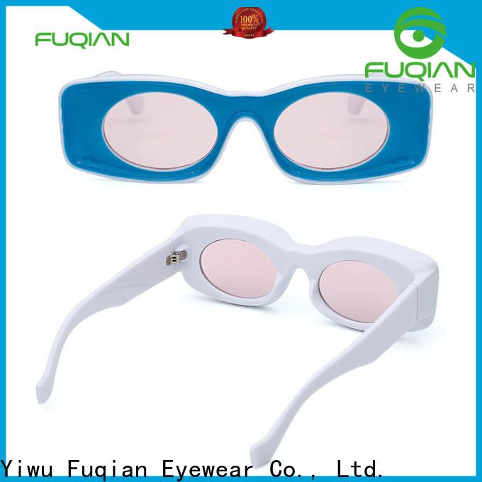 Fuqian New female designer sunglasses for business for racing