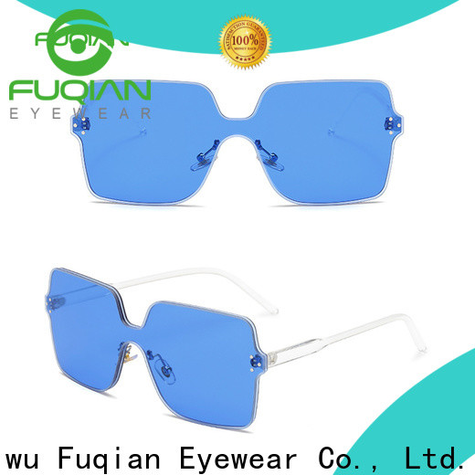 Fuqian best sunglasses for women online Supply for women