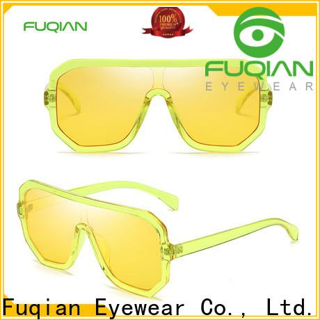 Fuqian lightweight polarized sunglasses definition Supply for women