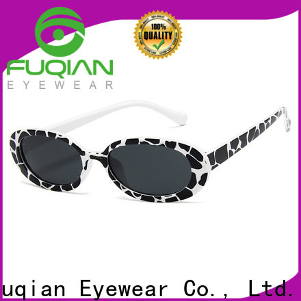 Fuqian High-quality large frame womens sunglasses Suppliers for sport