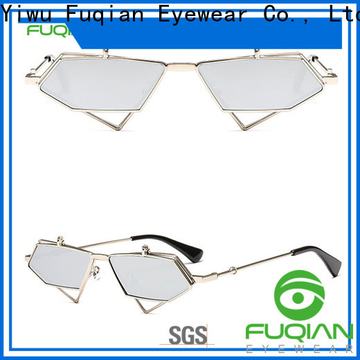 Fuqian women womens large aviator sunglasses company for sport
