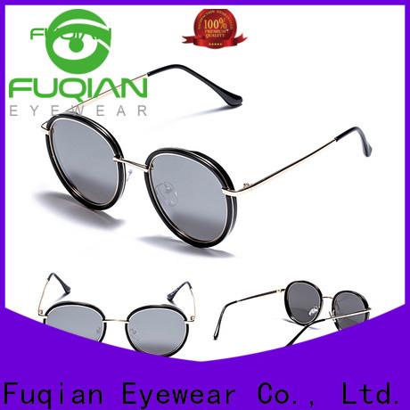 Fuqian white sunglasses womens Suppliers for women