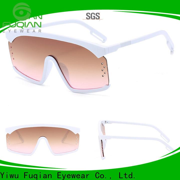 Fuqian lady optic nerve sunglasses Suppliers for lady