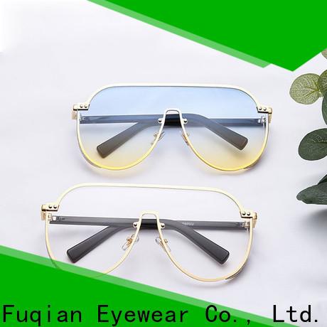 Fuqian Bulk purchase best womens polarized sunglasses company for women