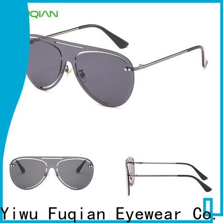 Fuqian classic sunglasses womens Suppliers for sport