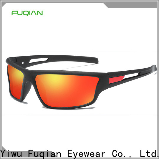 Fuqian latest polarized sunglasses luxury style for sport