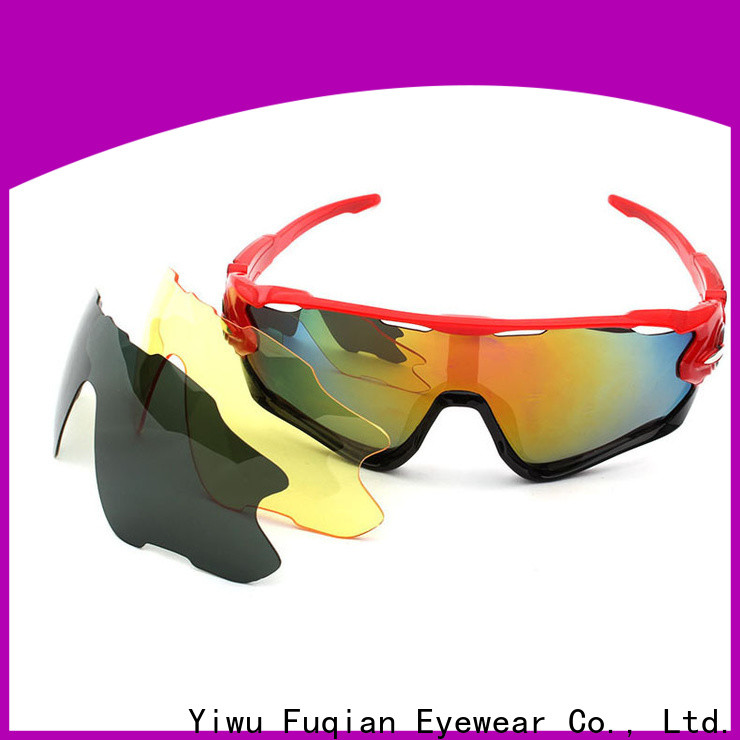 High-quality women's athletic sunglasses Suppliers for sport