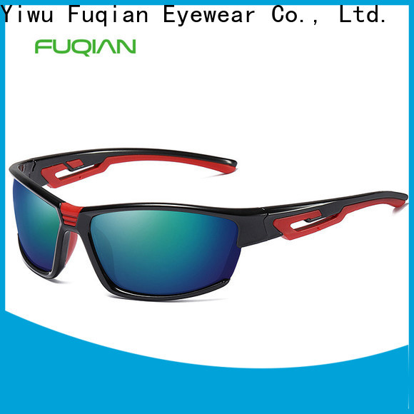 ODM high quality blue lens polarized sunglasses company for outdoor activities