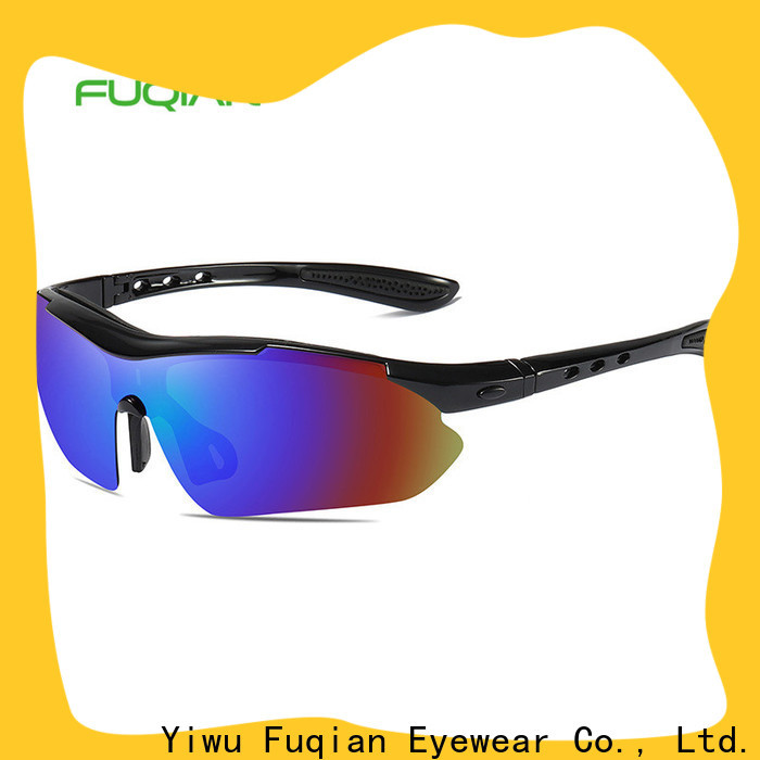 Fuqian Wholesale best image polarized sunglasses price company for gentlemen